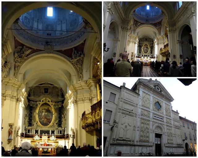 Church Parma, Italy