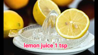 image of lemon juice