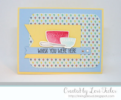 Whisk You Were Here card-designed by Lori Tecler/Inking Aloud-stamps and dies from My Favorite Things