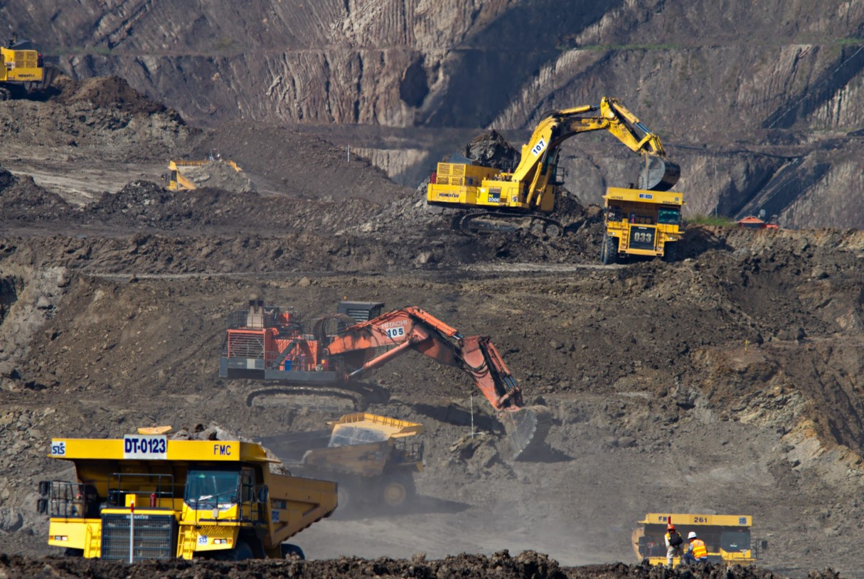 tambang batubara terbesar di indonesia