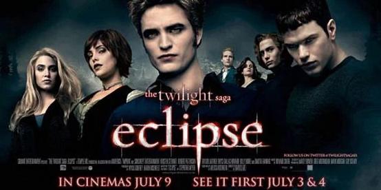 Trailer Twilight Saga: Eclipse Menjabat Most Viewed dan Top Rated di Youtube