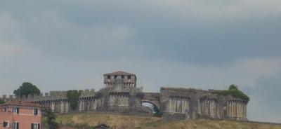 Fortezza Sarzanello a Sarzana