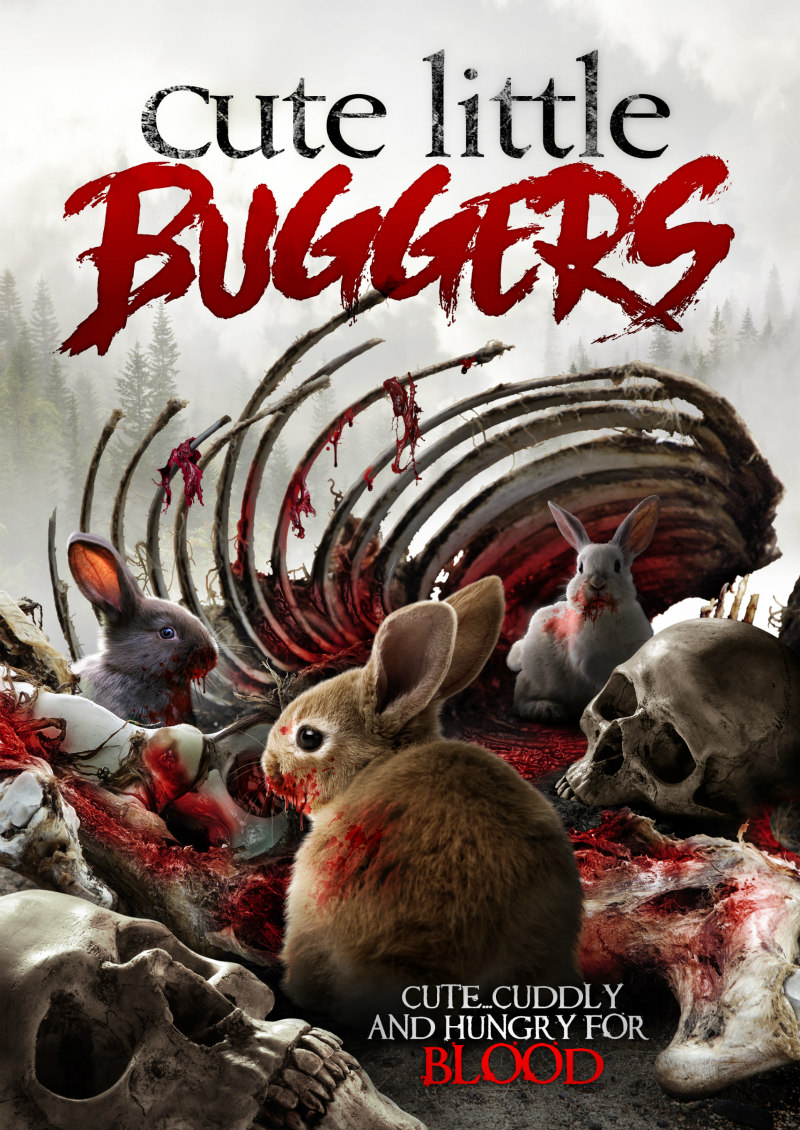 CUTE LITTLE BUGGERS poster
