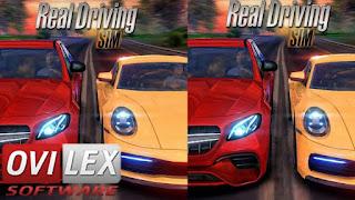 تحميل للعبة Real Driving Sim مهكرة للاندرويد