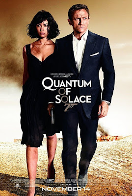 Sinopsis film Quantum of Solace (2008)