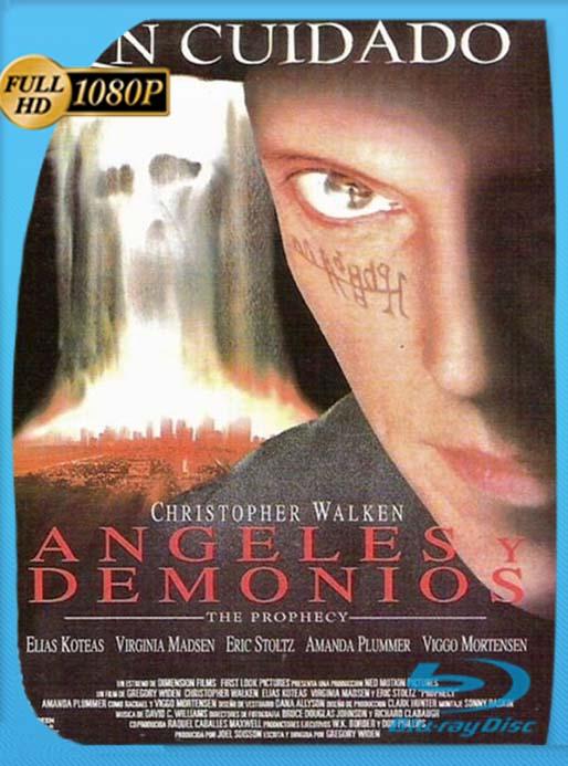 La Profecía 1995 1080p Latino (The Prophecy) [Open Matte]  [GoogleDrive] [tomyly]
