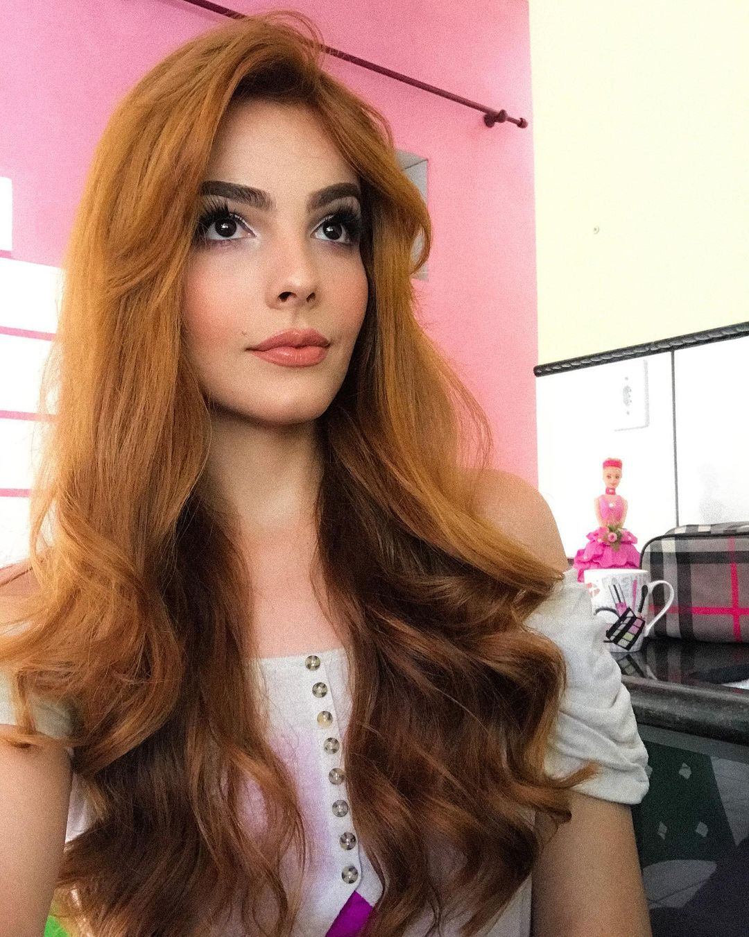 Náthalie de Oliveira - Most Beautiful Transgender Female