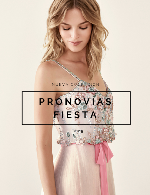 Fitness And Chicness-Nueva Coleccion Fiesta Pronovias 2019-1