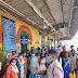 भारतीय रेलवे सुरक्षा बल के स्थापना दिवस पर आरपीएफ मधुपुर ने कई कार्यक्रम किए आयोजित