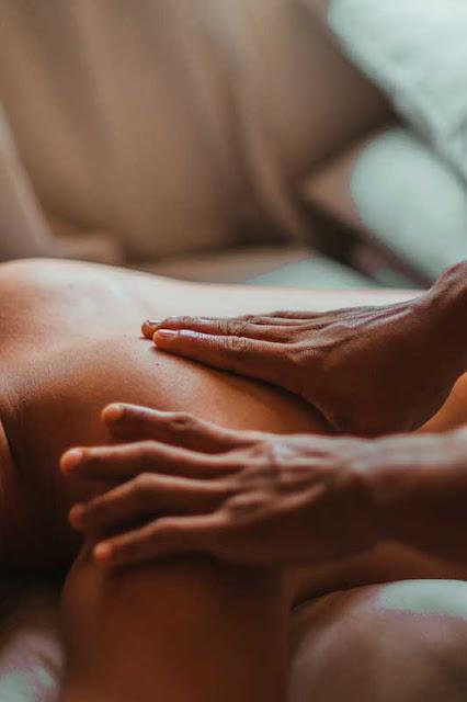 Masajes para aliviar dolor de espalda