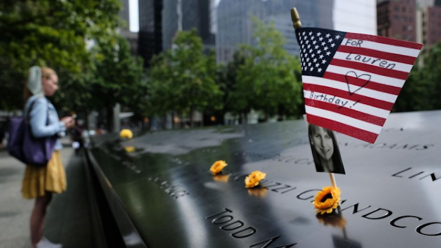 Arrêt sur images – USA: le « triste » 20ème anniversaire des attentats du 9 septembre 2001