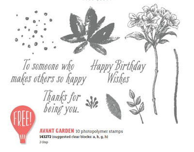 Avant Garden - FREE with a qualifying order until March 31 - Sale-A-Bration - Simply Stamping with Narelle - shop here - https://www3.stampinup.com/ecweb/default.aspx?dbwsdemoid=4008228