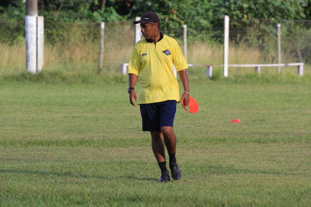 Nildo Dantas treinador