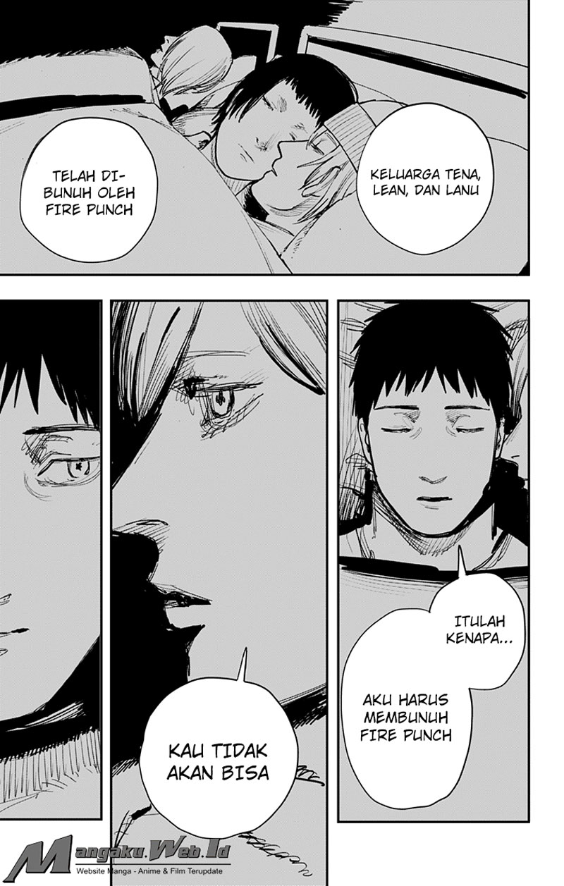 Fire Punch Chapter 63-11