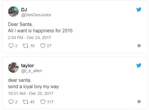 Twitter Trending During Christmas 2