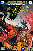 DC Renascimento: Flash #11
