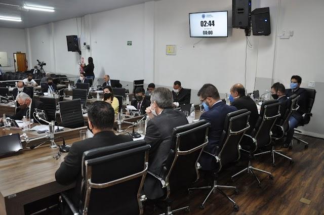 Anápolis: Câmara realiza sessões ordinárias esta semana