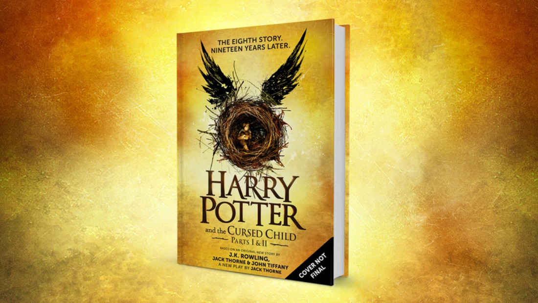 J.K. Rowling announces 8th edition of Harry Potter story