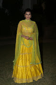 hebah patel photos in yellow ghagra-thumbnail-17