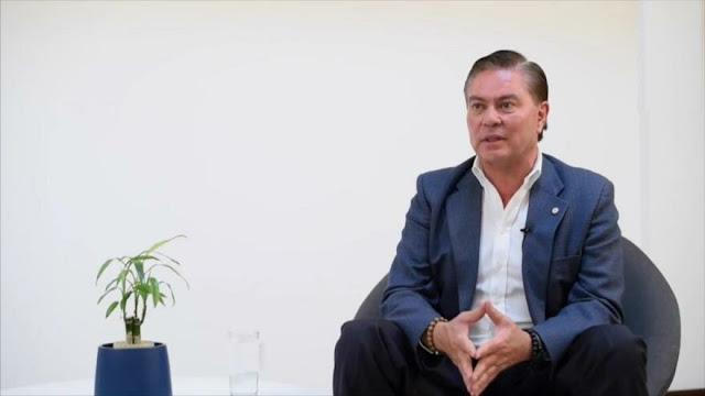 Justicia de EEUU reclama a candidato a presidencia de Guatemala
