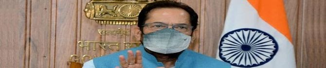 No Bullets And Bombs Here: Union Minister Naqvi Asks Taliban To 'Spare' Muslims Of India