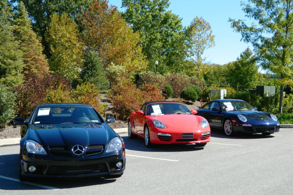 Exotic Cars On Display At The Athertyn Open House Athertyn