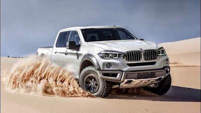 2018 BMW Pickup Truck Concept Date de sortie