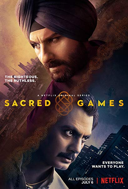 [18+] Sacred Games S01 Complete (Season 1) All Episodes 1-8 [Hindi DD 5.1] Web-DL 480p 720p 1080p x264 / HEVC 10bit