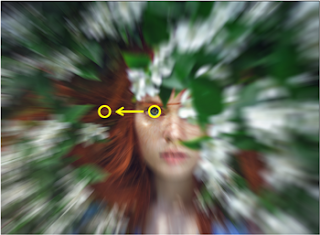 cara membuat efek zoom dengan photoshop