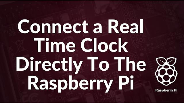 USB_RTC for Raspberry Pi