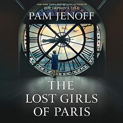 Pam Jenoff's The Lost Girls of Paris