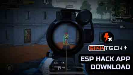 ESP Hack APK For PUBG Mobile Free Download - ESP hack is a hack is used by the maximum famous hackers to hack the sport the use of an apk. So in case you are inquisitive about the use of esp then you may download the underneath hack. There are many hackers who chasing for the hacks, who've better. Using esp hacks has plenty of benefits of hiding itself. I will inform you one through one. So in easy phrases esp hack and different hacks blanketed in an apk document later hack the sports statistics and give you the vicinity of the sport participant or you may say, enemies. There are plenty of hackers interior the sport as you may see, in case you are a rank pusher you then definitely absolutely recognize approximately the hackers. - Free Cheats for Games