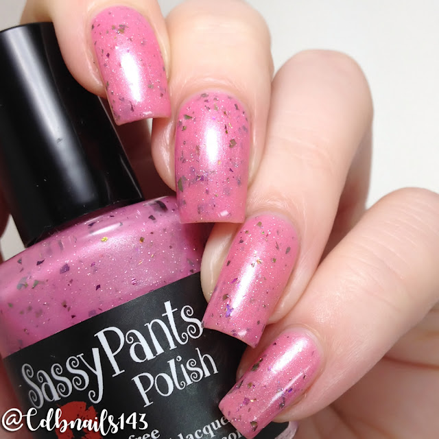 Sassy Pants Polish-Mermaid's Love