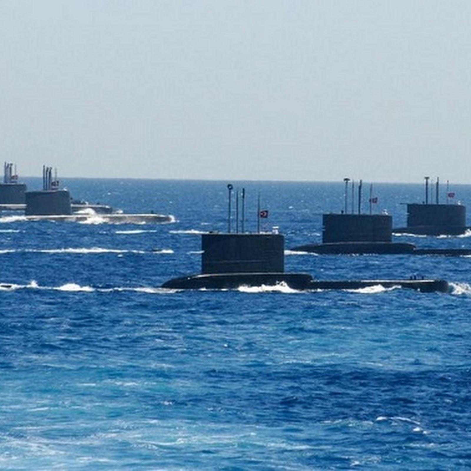 Κινητικότητα του Τουρκικού ΠΝ σε Αιγαίο-Μεσόγειο: Σενάριο για να επίθεση σε ελληνικά νησιά ''χτίζουν'' ΜΜΕ του Ερντογάν