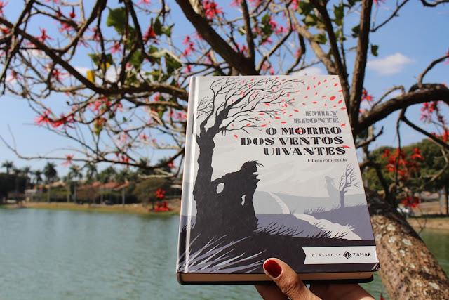 Universo Dos Leitores O Morro Dos Ventos Uivantes De Emily Bronte
