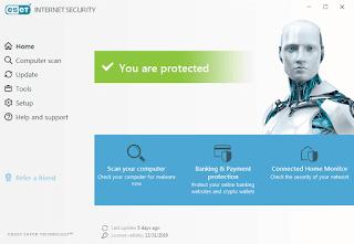 أقوى 3 برامج حماية لعام 2020 لجميع أنظمة الويندوز والماك واللينكس