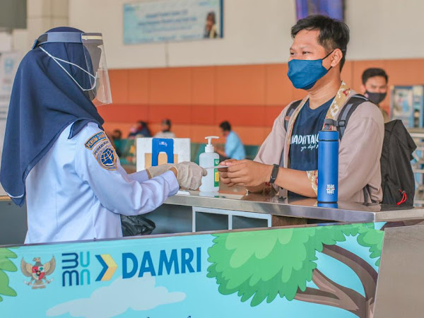 Pengalaman Naik Damri Dari Makassar Ke Toraja!