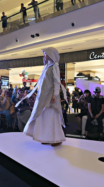 Neo In Style Fashion Show Runaway Neo Soho Mall Mozza Febyayusta