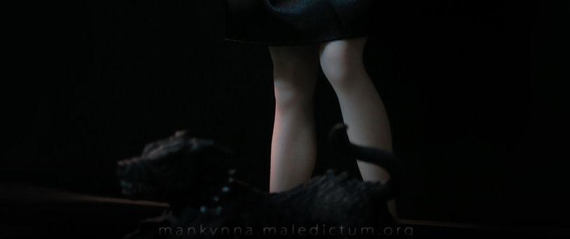 Сексуальные ножки куклы - вашей хозяйки