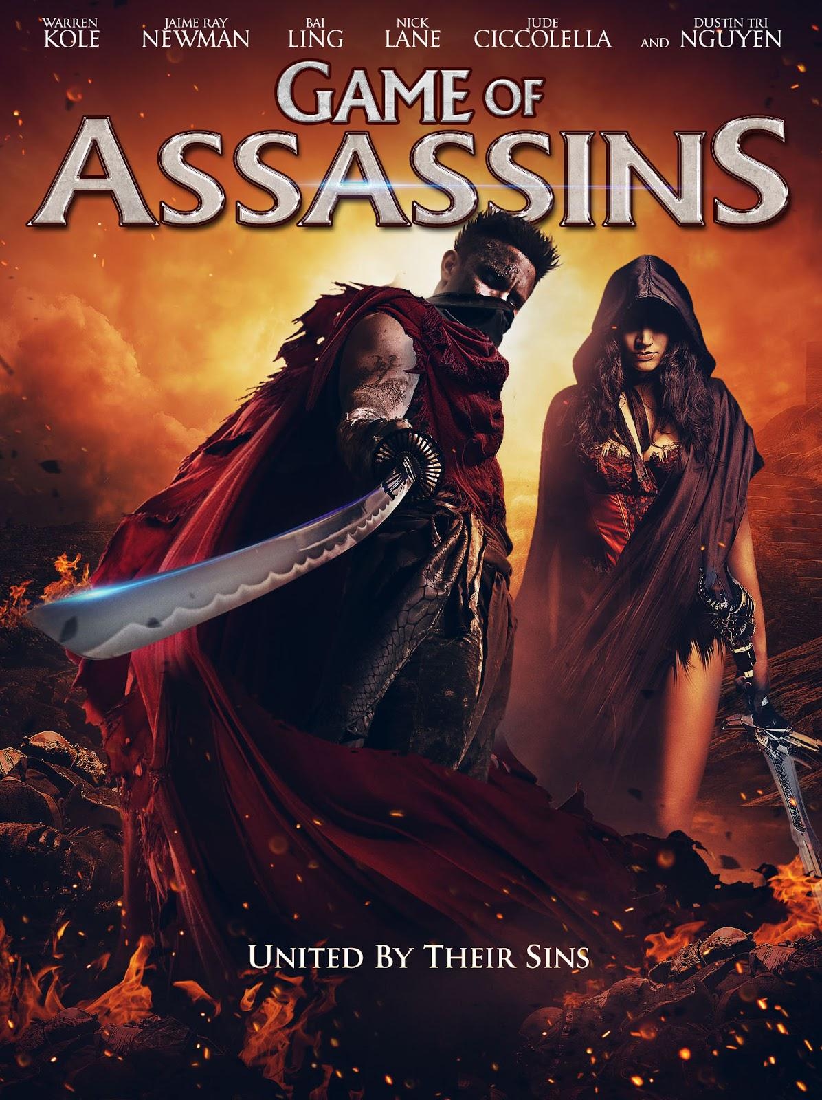 Game of Assassins [2013] [DVDR] [NTSC] [Subtitulado]