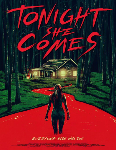 Ver Tonight She Comes (2016) Online