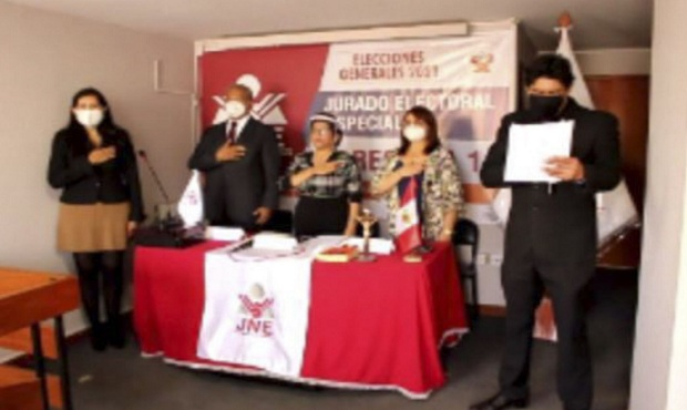 Instalan Jurado Electoral Especial Arequipa 1 con miras a comicios del 2021