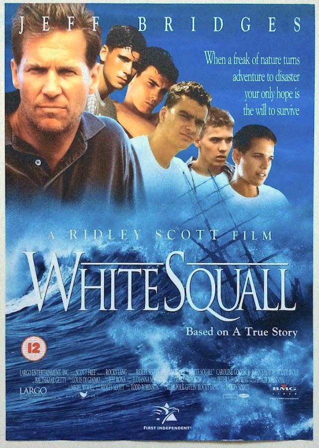 Review White Squall Film Coming Age Berdasarkan Tragedi Kapal Albatross