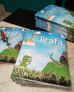 La jirafa de Patricia Fonseca