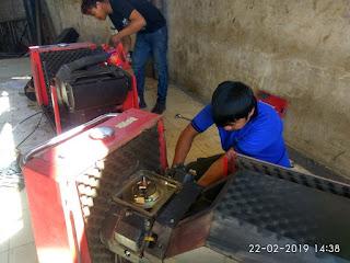 SERVICE GENSET TANAH ABANG JAKARTA PUSAT