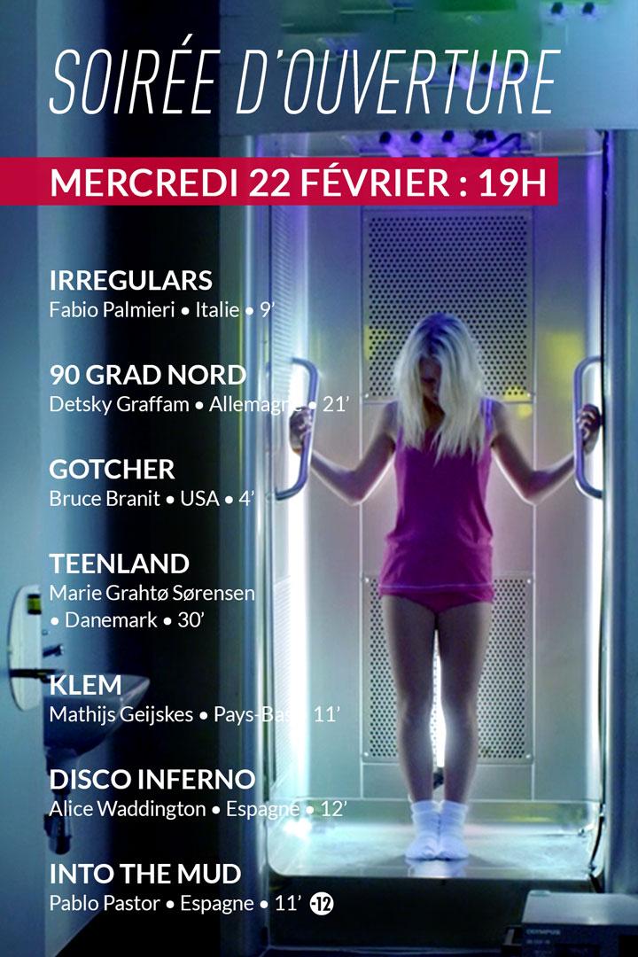Festival MEME PAS PEUR 2017 :  Soirée d'Ouverture