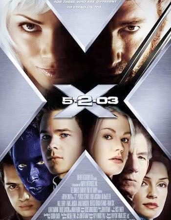 X-Men 2: United (2003) Full Movie Download in Dual Audio Hindi+English