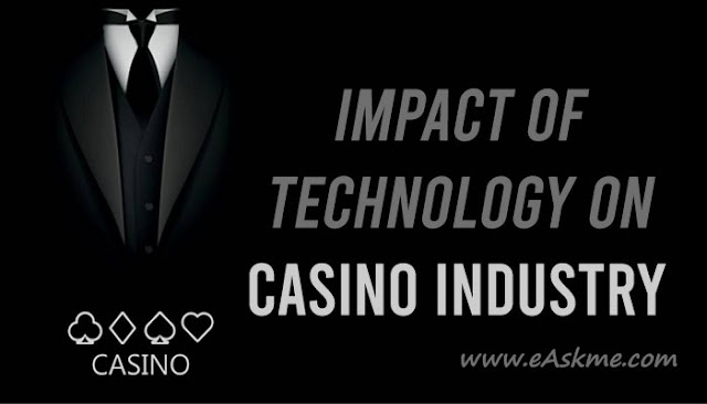 The Impact of Technology on the Casino Industry: eAskme