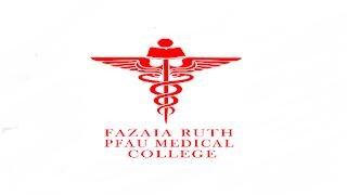 career@frpmc.edu.pk - Fazaia Ruth Pfau Medical College PAF Base Faisal Karachi Jobs 2021 in Pakistan
