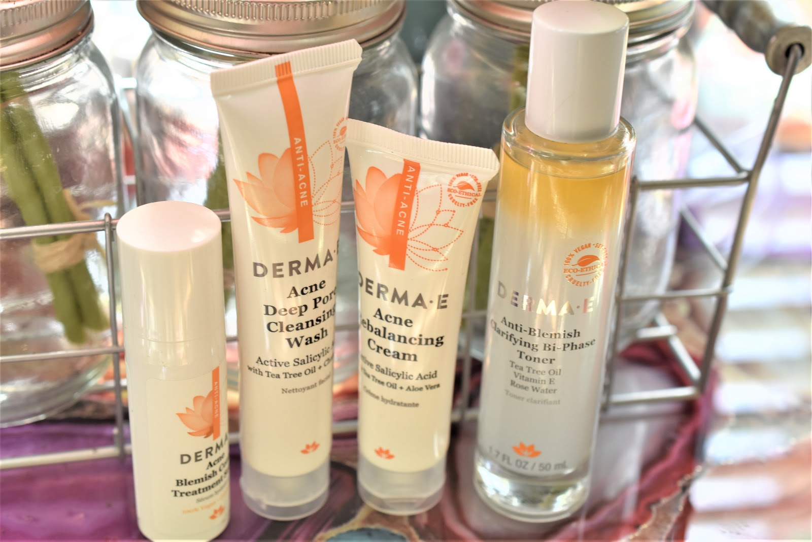DERMA-E Anti-Acne Set